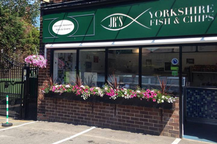 -------- Welcome to JRS -------- --- Yorkshire Fish and Chips ---